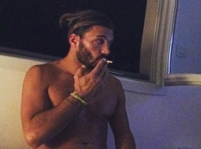 Thomas Vergara torse nu : trop de muscu ou de laisser aller ?