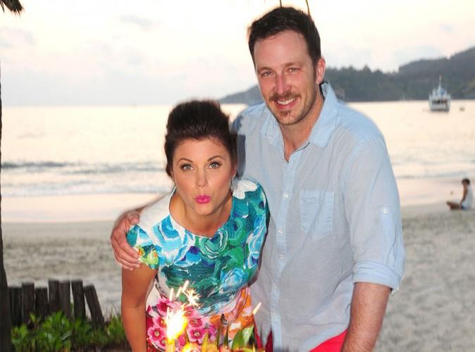 Tiffani Thiessen (Beverly Hills 90210) : enceinte de son deuxième enfant !