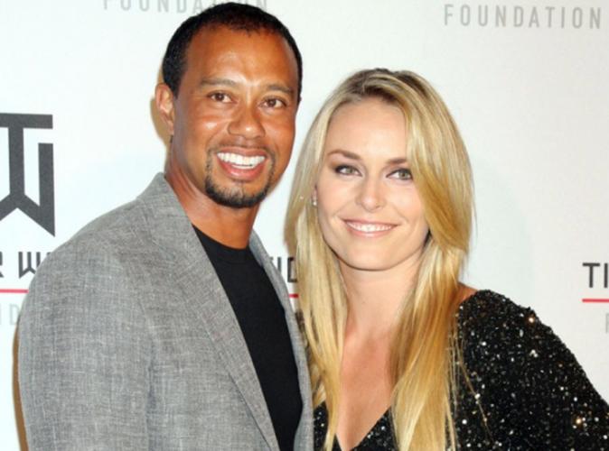 Tiger Woods se sépare de Lindsey Vonn !