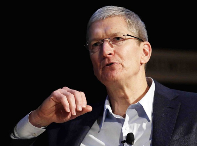Tim Cook : le PDG d'Apple fait son coming out !