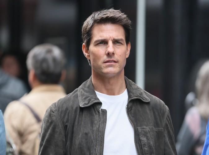 Tom Cruise : bien décidé à obtenir un droit de visite temporaire !