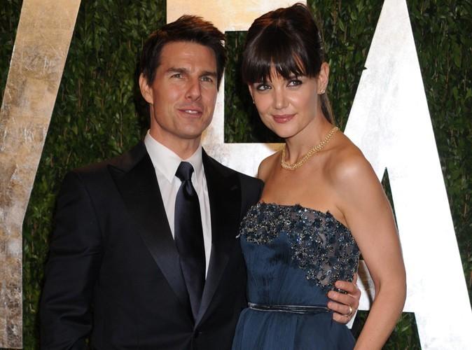 Tom Cruise et Katie Holmes : ils divorcent !