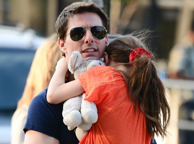 Tom Cruise : furieux qu'on s'interroge sur la paternité de Suri !