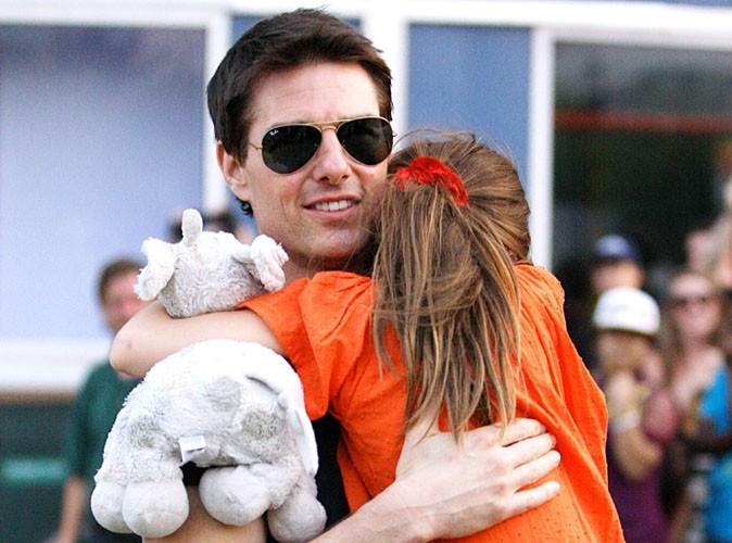 Tom Cruise : il va passer Noël avec Suri !