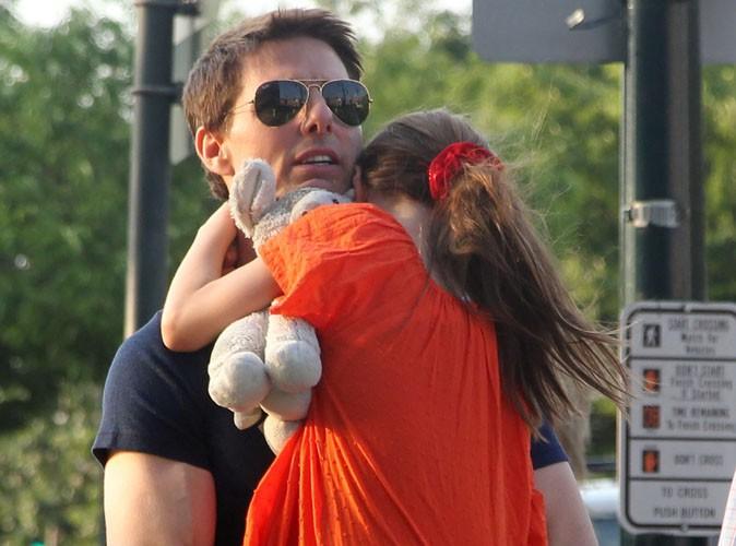 "Tom Cruise : ""Je n'ai pas abandonné Suri"" !"