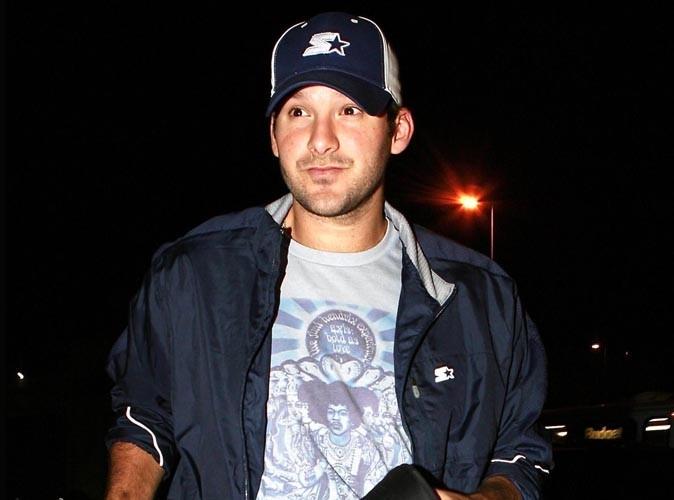 Tony Romo : l'ex de Jessica Simpson est papa pour la première fois !