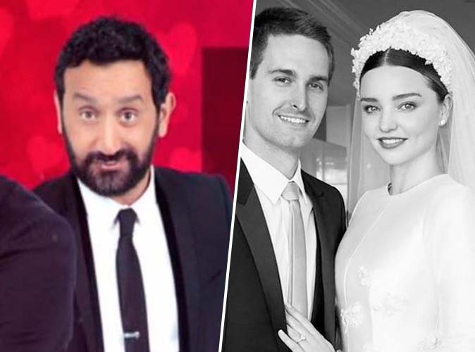 #TopNewsPublic : Cyril Hanouna franchit un nouveau cap, Miranda Kerr dévoile les coulisses de son mariage !