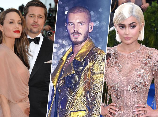 #TopNewsPublic : Le retour de flamme entre Brad et Angie, les folles soirées de M. Pokora, les 20 ans de Kylie Jenner...