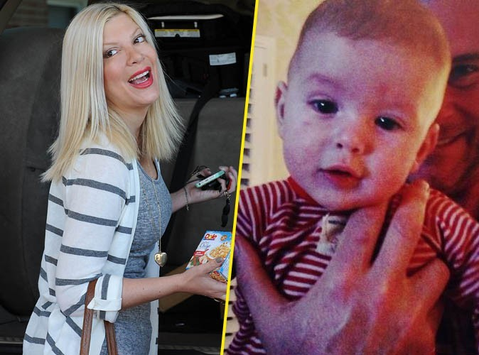 Tori Spelling : elle dévoile à nouveau le visage de son petit Finn, qui a bien grandi !