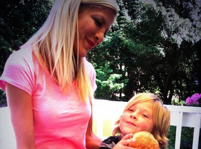 Tori Spelling : super-maman, super-épouse et super-cuisto !