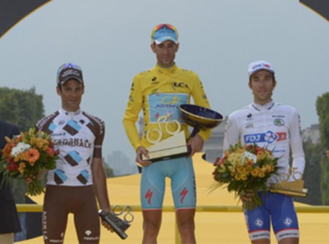 Tour de France 2014 : deux Français sur le podium, Nibali triomphe !