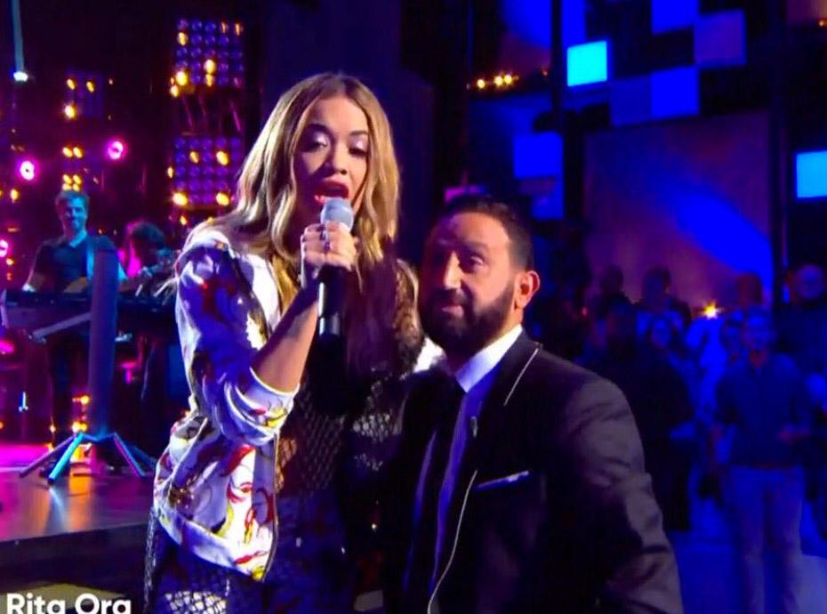 TPMP : Cyril Hanouna frappe fort d'entrée avec Rita Ora