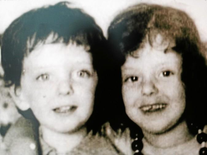 Gad et sa sœur aînée, Judith.