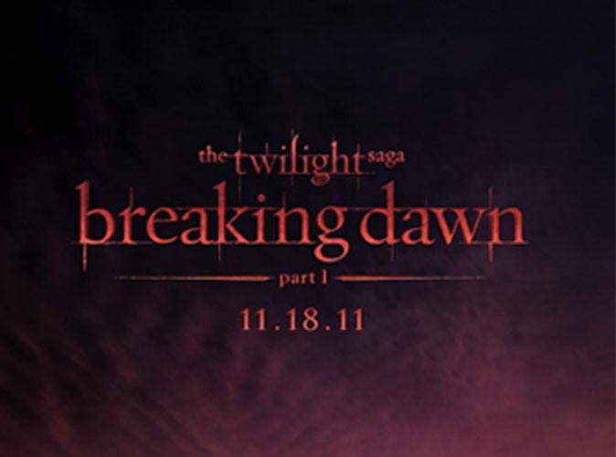 Twilight : premier poster de la fin ! Mais il manque quelque chose...