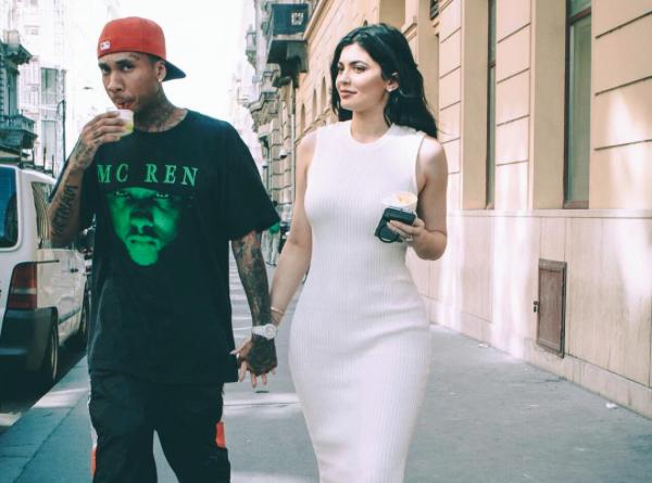 Tyga : Sa Ferrari saisie, Kylie Jenner craque complètement !