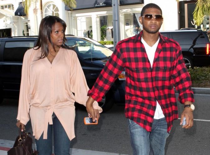 Usher dans le chagrin : son beau-fils est en état de mort cérébrale après un accident de jet-ski !