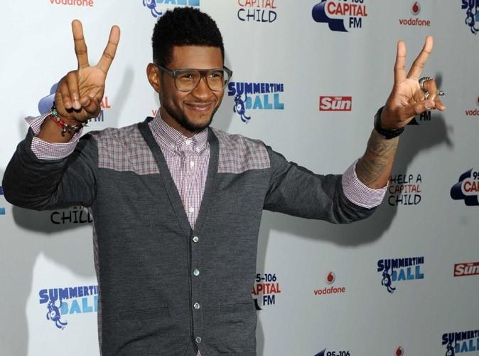 Usher : il gagne la bataille contre son ex-femme et obtient la garde de ses enfants !