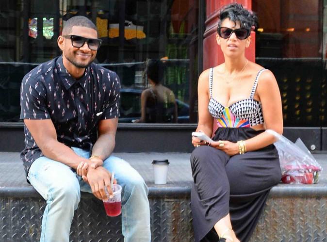 Usher : le bad boy enfin fiancé ?