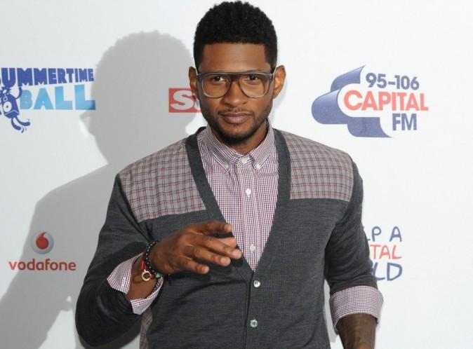Usher : le chanteur harcelé par une psychopathe qui affirme être son épouse !