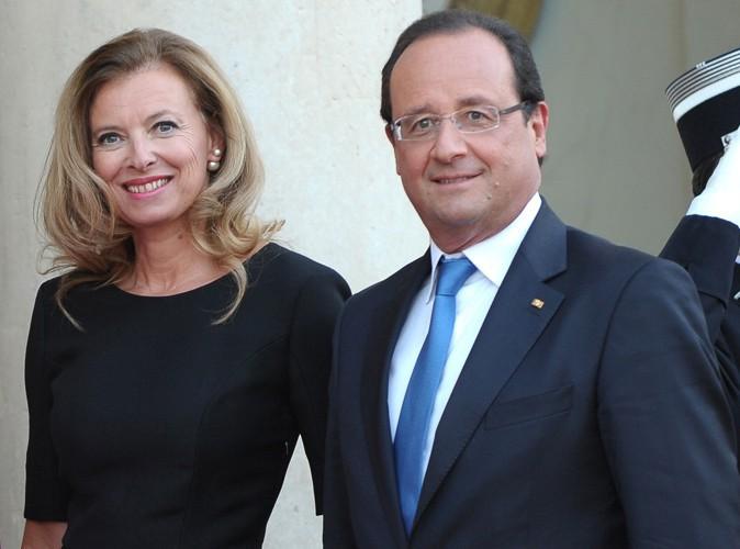Valérie Trierweiler : elle serait encore prête à accompagner François Hollande aux Etats-Unis !