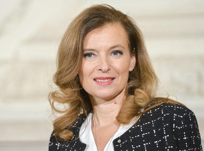 Valérie Trierweiler : en négociation avec une maison d'édition !