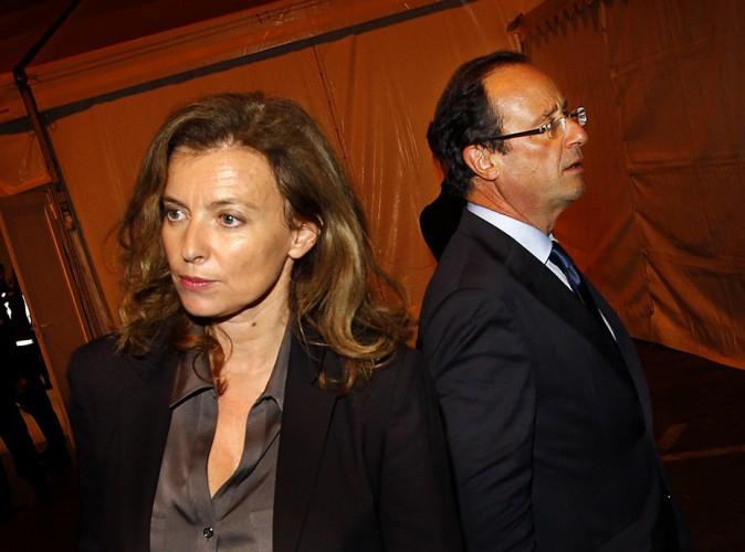 Valérie Trierweiler et François Hollande : ils ne s'adresseraient plus la parole !