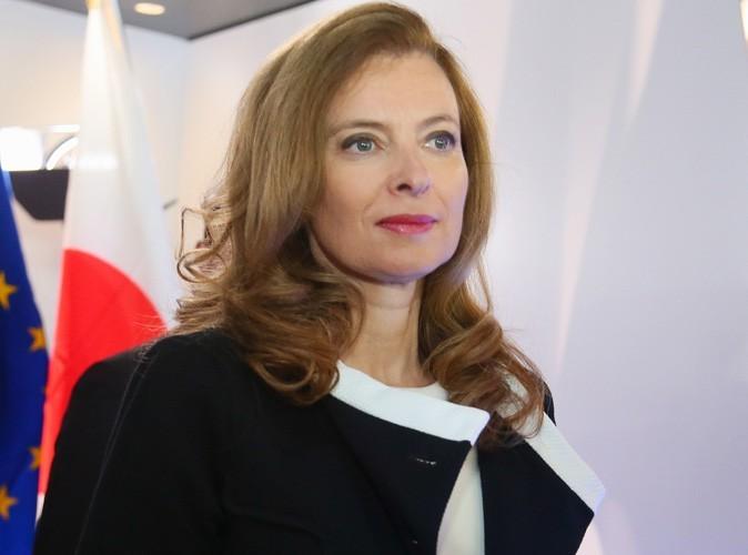 """Valérie Trierweiler : """"Il m'a fallu le temps de prendre mes marques"""" !"""