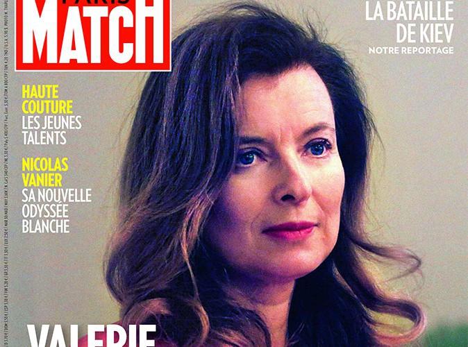 """Valérie Trierweiler : """"J'entendais des rumeurs mais je n'y prêtais pas attention"""""""