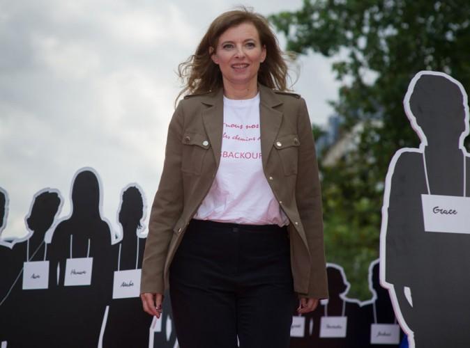 Valérie Trierweiler : pendant que son livre fait scandale, elle s'envole pour Madagascar !