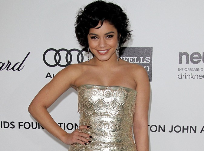 Vanessa Hudgens : en version blonde !