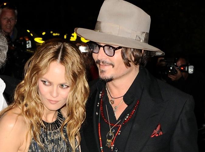 Vanessa Paradis et Johnny Depp : découvrez leur reprise de Serge Gainsbourg !