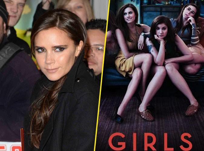 Victoria Beckham : bientôt guest dans la série Girls ?