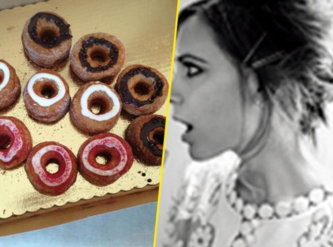 Victoria Beckham : complètement dingue d'une nouvelle pâtisserie française !