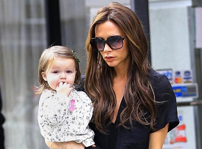 Victoria Beckham : elle débarque à New York et offre à sa fille sa seconde Fashion Week !