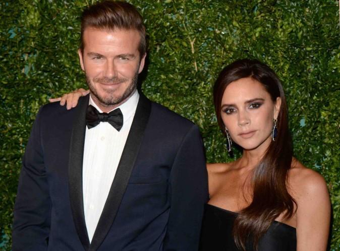 Victoria Beckham : elle partage ses produits cosm�tiques avec son mari !