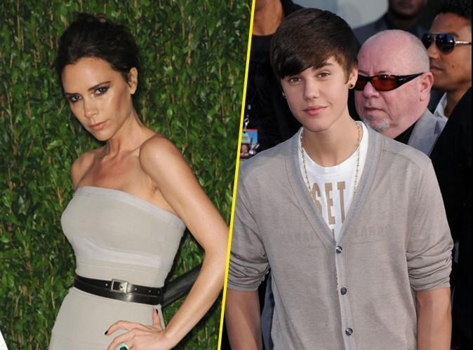 "Victoria Beckham : ""Justin Bieber a confondu mon fils et celui d'Angelina Jolie..."""