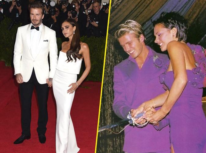 Victoria Beckham  LE cliché de la honte pour ses 15 ans de mariage avec David