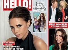 """Victoria Beckham : """"mon mari David est mon pilier !"""""""