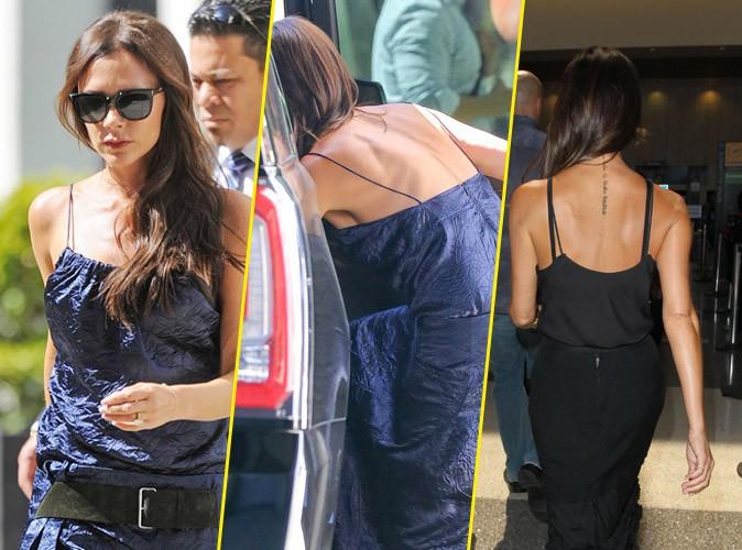 Victoria Beckham n'a plus David dans la peau !