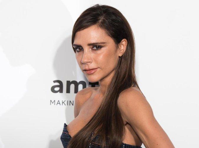Victoria Beckham ne ressemble plus du tout à ça … découvrez sa nouvelle coiffure !
