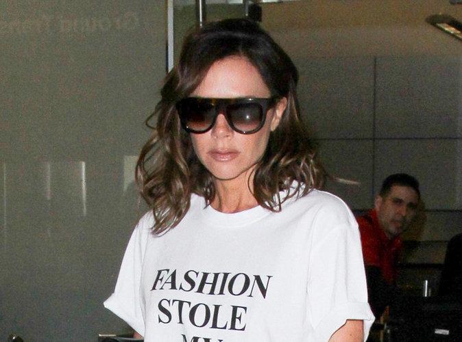 Victoria Beckham : Pourquoi ne sourit-elle jamais ? Elle s'explique