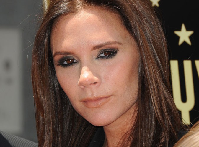 Victoria Beckham : privée de talons à la Fashion Week !