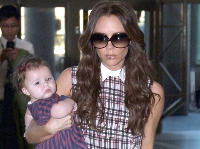Victoria Beckham : sa fille Harper lui fait de l'ombre en jouant les princesses ballerines...