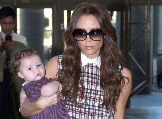 Victoria Beckham : shopping de luxe pour la petite Harper !