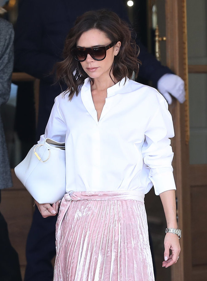 Victoria Beckham : Son anniversaire fêté dignement par ses enfants et son mari !
