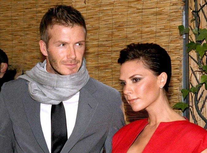 """Victoria et David Beckham : première sortie sous les flashes pour leur """"baby girl"""" Harper Seven !"""