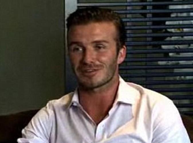 Vidéo : adieu les rumeurs... David Beckham dit enfin tout sur le prénom de sa fille Harper Seven !