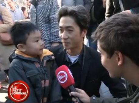 Vidéo : Attentats de Paris : le témoignage touchant d'un enfant au Petit Journal...