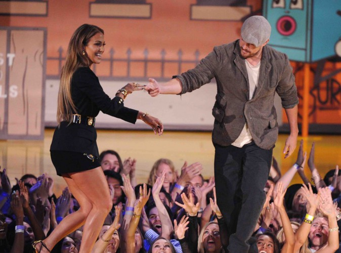 Vidéo : MTV Movie Awards 2015 : Channing Tatum en plein twerk face à J.Lo !