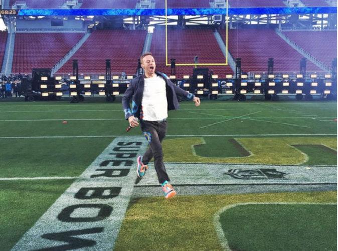 Vidéo : Coldplay donne un aperçu de son show haut en couleur pour le Super Bowl!